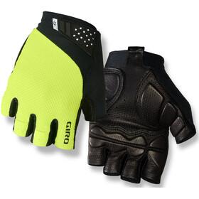 Giro Monaco II Gel fietshandschoenen Heren geel/zwart